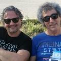 Io e Gianni Raineri